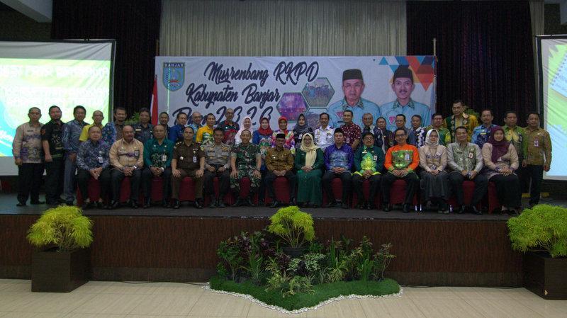 Musrenbang untuk RKPD tahun 2020,Program Prioritas Diserap ...